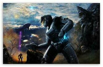 Halo Concept Art HD wallpaper for Standard 43 54 Fullscreen UXGA XGA
