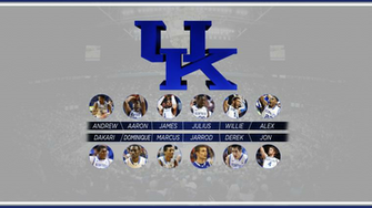 2013 2014 Kentucky Wildcats Desktop Wallpaper by BranLyle on