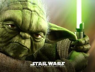 Star Wars Weekends Yoda