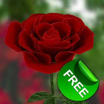 Icon for 3D Rose Live Wallpaper 35