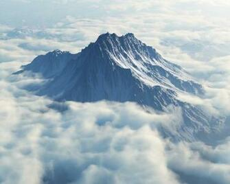 1280x1024 Mount Olympus desktop PC and Mac wallpaper