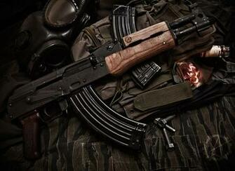 Ak 47 HD Wallpapers