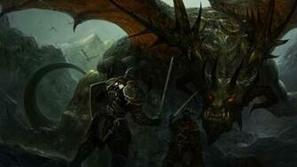 Dark Evil Dragons Wallpaper Download HD Idiot Dollar
