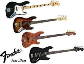 Fender Jazz Bass Wallpaper by Beowulf052jpg