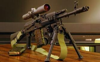 guns weapons sniper rifle ak74 1920x1200 wallpaper Gun Wallpaper