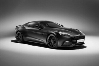 2015 Aston Martin Vanquish Carbon Black Hd Wallpapers Download