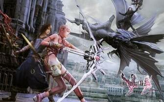Final Fantasy XIII 2 FFXIII 2 FF13 2   Wallpapers