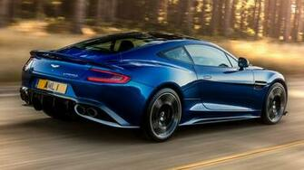 2017 Aston Martin Vanquish S UK   Wallpapers and HD Images Car