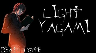 Light Yagami Wallpaper Requested by thespencer64 by