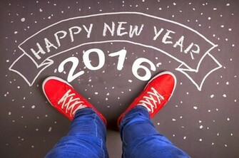Happy New Year SMS Messages Wishes Wallpapers 2016