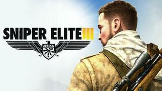 Sniper Elite 3 HD Wallpaper Background Images