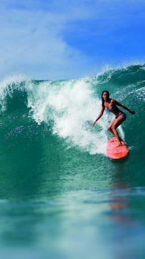 Big Waves Surfing 720x1280 wallpaper720X1280 wallpaper screensaver