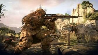 Best 47 Sniper Elite III Wallpaper on HipWallpaper Elite