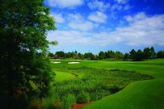 Golf Course Wallpaper Widescreen High Resolution 25601440 Wallpaper