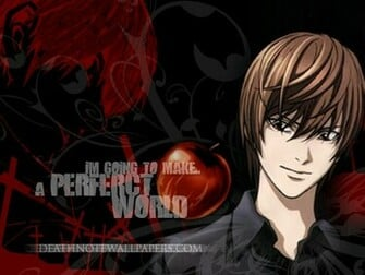 Yagami Light Wallpaper   Light Yagami Wallpaper 1523141