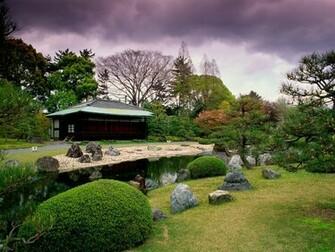 Japanese garden wallpapers new