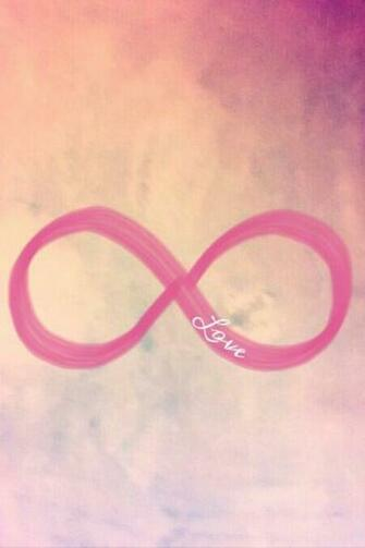 Infinity symbol Super cute wallpaper for phone Pinterest