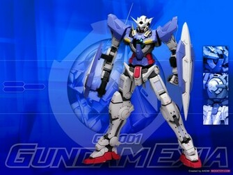 Gundam 00 Wallpapers Video Synopsis Story Model Kit Review