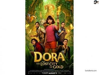 Dora And The Lost City Of Gold Movie Wallpaper 3