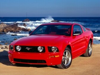 HQ 2005 Ford Mustang GT Coupe Wallpaper   HQ Wallpapers