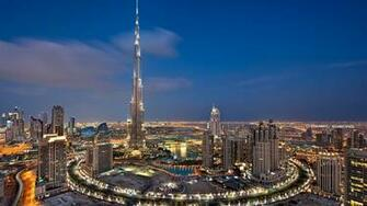 Burj Khalifa Wallpapers HD Live HD Wallpaper HQ Pictures Images