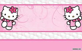 Printable Hello Kitty Birthday Invitations Bagvania FREE