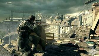 Sniper Elite wallpaper 1920x1080 83543