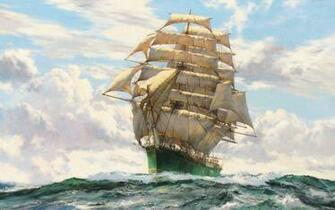 Sailing Ship Computer Wallpapers Desktop Backgrounds 1680x1050 ID