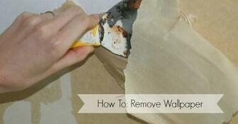 How To Remove Wallpaper   DIY   Nest of Bliss