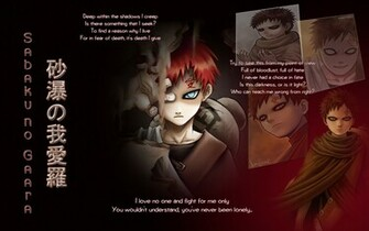 Gaara Kazekage Wallpapers New Stylish Wallpaper