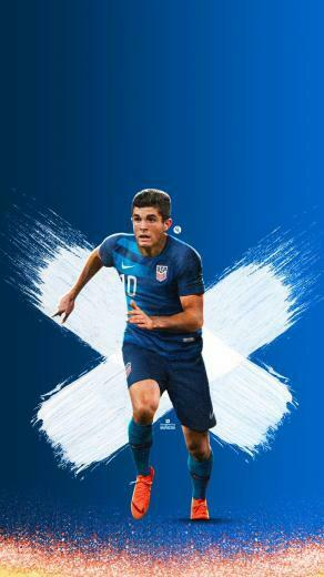 Graphistah on Twitter Christian Pulisic Wallpaper Likes and