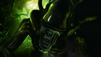 Alien wallpaper 5819