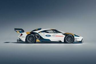 Limited Edition Track Only Ford GT Mk II Unleashes The Next Level