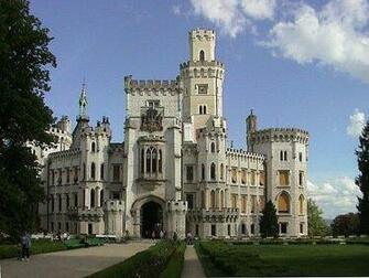 Related wallpapers places castles castle hluboka