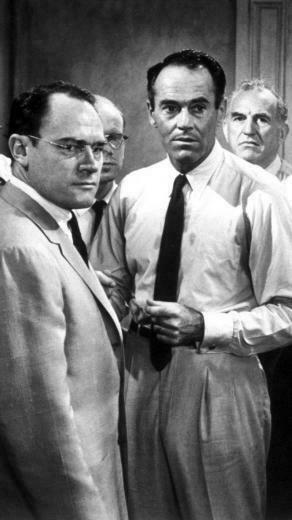 Download wallpaper 800x1420 12 angry men men actors black white