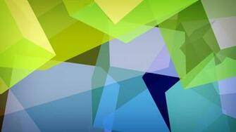 Abstract Geometric Colored Shapes desktop PC and Mac wallpaper