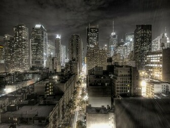 1600x1200 New York City desktop PC and Mac wallpaper