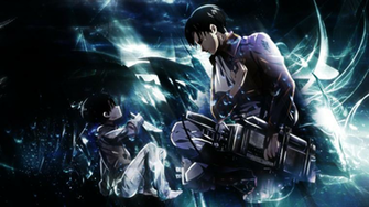 Levi Attack On Titan Wallpaper Levi   attack on titan