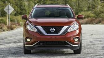 2018 Nissan Murano   Front HD Wallpaper 16