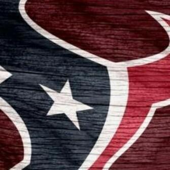 Houston Texans Red Weathered Wood Wallpaper for Apple iPad Mini