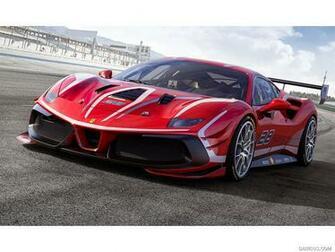 2020 Ferrari 488 Challenge Evo   Front Three Quarter Wallpaper