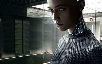 Ex Machina 2015 Movie Wallpapers HD Wallpapers