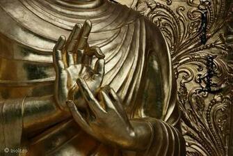 Tibetan Buddhist Wallpapers Golden Buddha Statue   Tibetan
