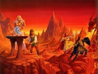 Dragonlance Wallpapers