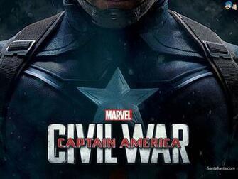 Captain America Civil War Movie Wallpaper 7