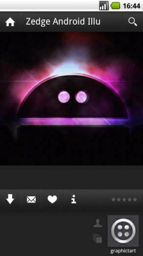 Zedge Ringtones and Wallpapers for Android for Android   download