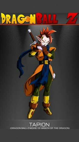 Tapion   Dragon Ball Z Mobile Wallpaper 12443