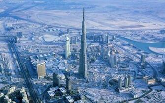 Burj Khalifa Full HD Desktop Wallpapers 1080p
