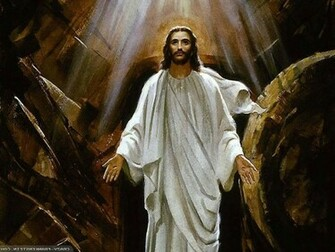 Jesus Resurrection Wallpaper Jesus resurrec