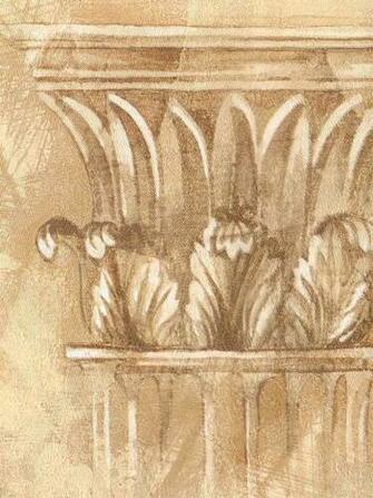 Sale Architectural Golden Crown Molding 60 feet Wallpaper Border 1034